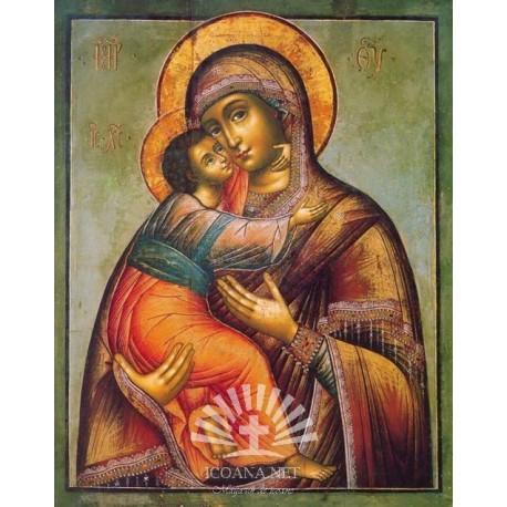 Icoana Maica Domnului