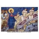 Icoana din Duminica Vindecarii celor 2 demonizati din Gadara