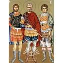 Sfintii mucenici Prov, Tarah si Andronic