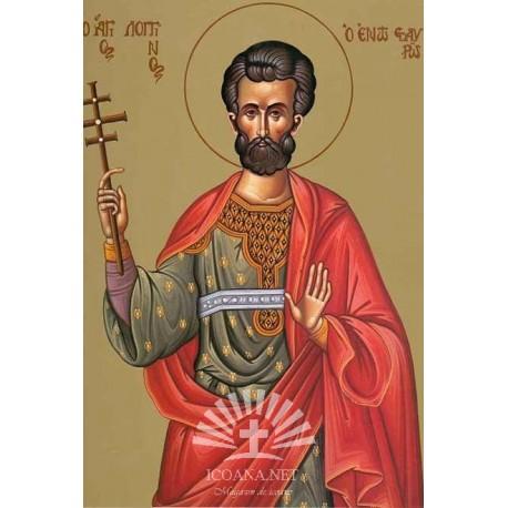 Sfântul Mucenic Longhin Sutașul