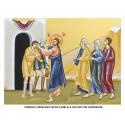 Icoana din Duminica Vindecarii celor Doi Orbi din Capernaum