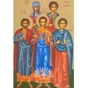Sf. Mc. Marchian si Martirie, Valerie si Hrisaf, Sf. Tavita