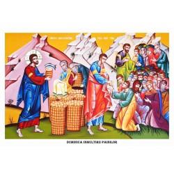 Icoana din Duminica Inmultirii Painilo
