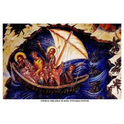Icoana din Duminica Umblarii pe Mare