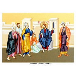 Icoana din Duminica Tanarului Bogat