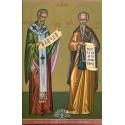 Sfantul Ioan cel Milostiv si Sfantul Cuvios Nil Pustnicul