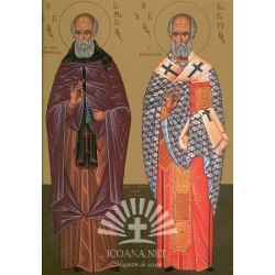 Sfintii Ier. Grigorie Taumaturgul și Ghenadie