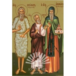 Sfintii Mucenici Platon, Roman si Zaheu