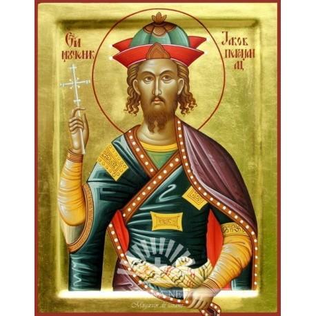 Sfântul Mare Mucenic Iacob Persul