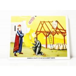 Toate icoanele de care are nevoie o Biserica, doar imaginile plastifiate