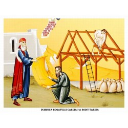 Icoana din Duminica Bogatului Caruia i-a Rodit Tarina