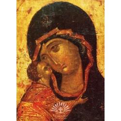 Icoana Maicii Domnului din Vladimir