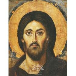 Icoana Iisus Hristos din Sinai - Mila si Pacea, Adevarul si Dreptatea