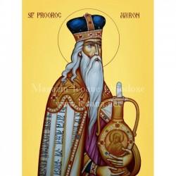 Icoana Sf Prooroc Aaron