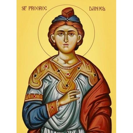 Icoana Sf Prooroc Daniel