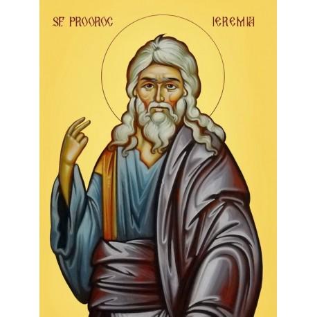 Icoana Sf Prooroc Ieremia