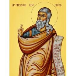 Icoana Sf Prooroc Iezechiel