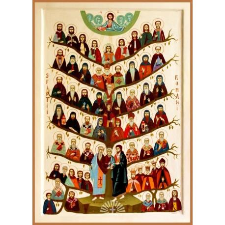 Icoana Sfintilor Romani