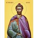 Icoana Sf Prooroc Moise