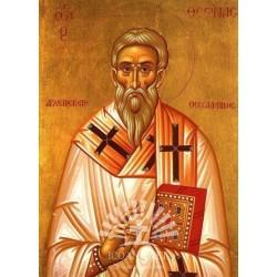 Sfantul Teona, Arhiepiscopul Constantinopolului