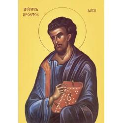 Icoana Sf Apostol Luca