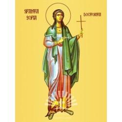 Sfanta Sofia doctorita