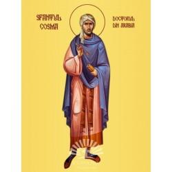 Sfantul Cosma, doctorul din Arabia