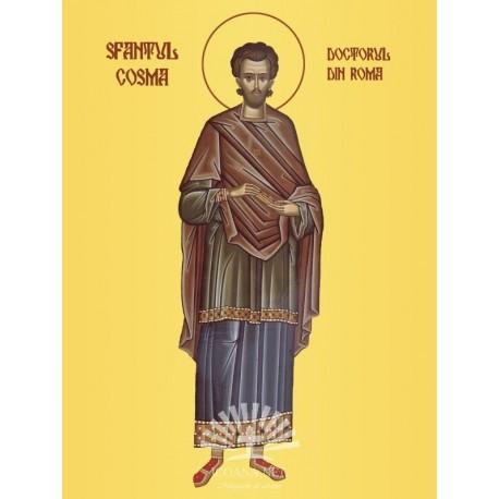 Sfantul Cosma, doctorul din Roma