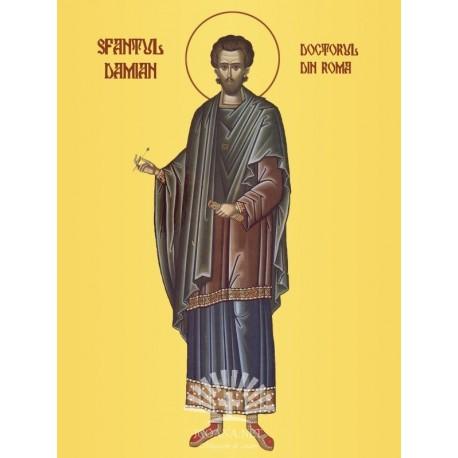 Sfantul Mc. Damian, Doctor fara de arginti