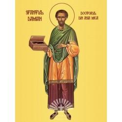 Sfantul Damian, doctorul din Asia Mica