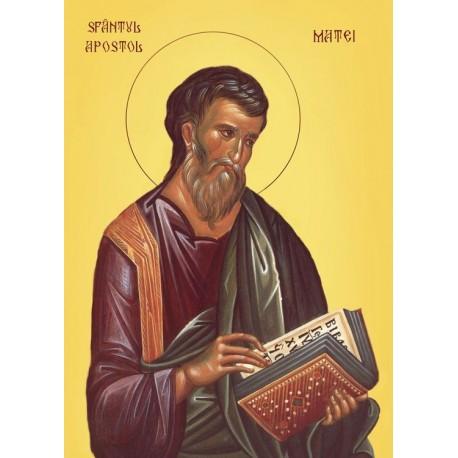 Icoana Sf Apostol Matei