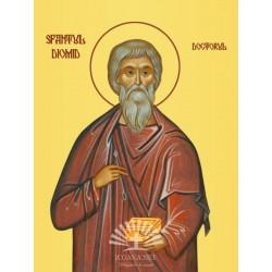 Sfantul Diomid doctorul