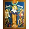 Icoana Maicii Domnului Bucuria celor necăjiți
