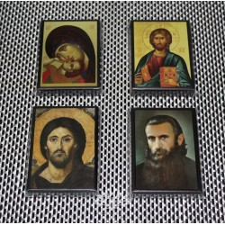 Pack of icons Mother of God