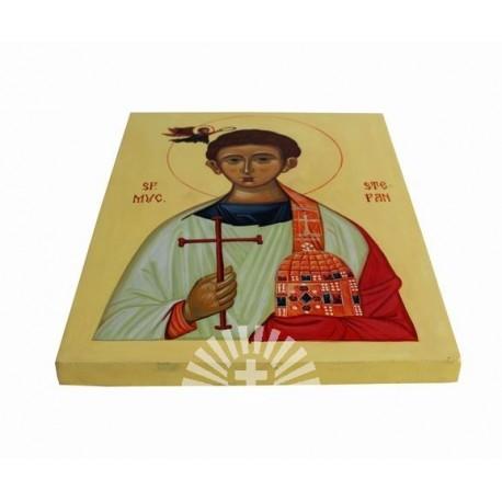 Icoana Sfantului Mucenic si Arhidiacon Stefan