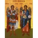 Icoana Sfintilor Arhangheli Mihail si Gavriil
