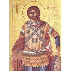 Icoana Sfantului Artemie