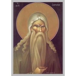 Icoana Sfantului Avraam
