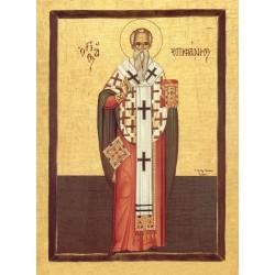 Icoana Sfantului Epifanie