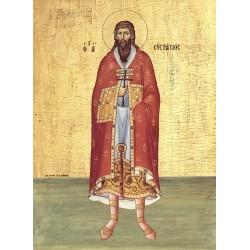 Icoana Sfantului Eustratie