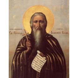 Icoana Sfantului Ioanichie cel Mare