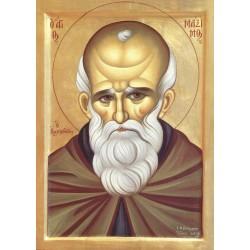 Icoana Sfantului Maxim Marturisitorul