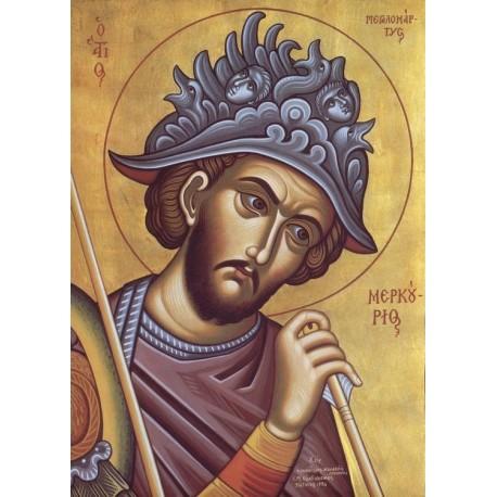 Icoana Sfantului Mercurie