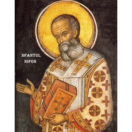 Sfântul Ierarh Nifon, Patriarhul Constantinopolului