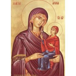 Sfanta Ana - mama Maicii Domnului