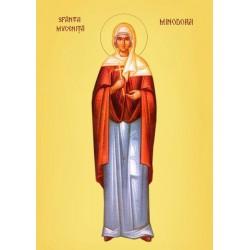 Sfanta Minodora