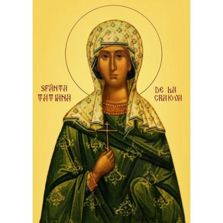 Sfanta Tatiana de la Craiova