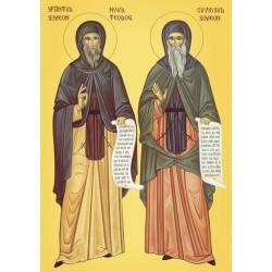 Sfantul Simeon Noul Teolog si Cuviosul Simeon
