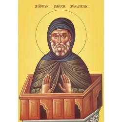 Sfantul Simeon Stalpnicul