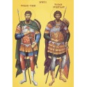 Sfantul Teodor Tiron si Teodor Stratilat